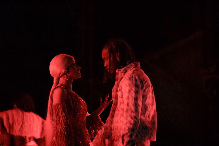 Cardi B's Performance Gets Crashed by Offset Begging Her to Take Him Back