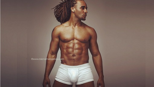 Eye Candy Model and Personal Trainer David Terrell