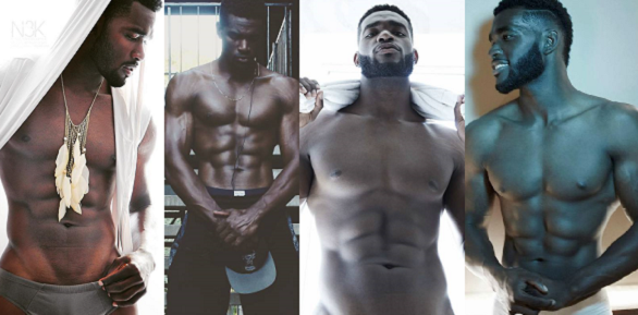 Eye Candy: Dallas Model Marshall Price