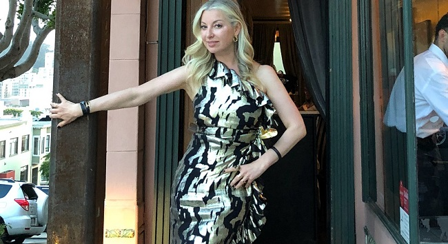 Who is Russian Socialite Sonya Molodetskaya Taking Over the San Francisco Fashion Scene?