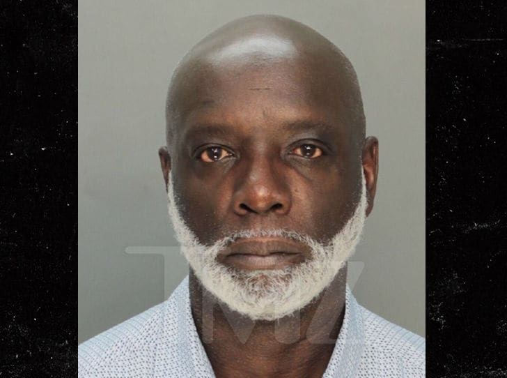 Real Housewives of Atlanta's Peter Thomas Gets Arrested In Miami for Check Fraud