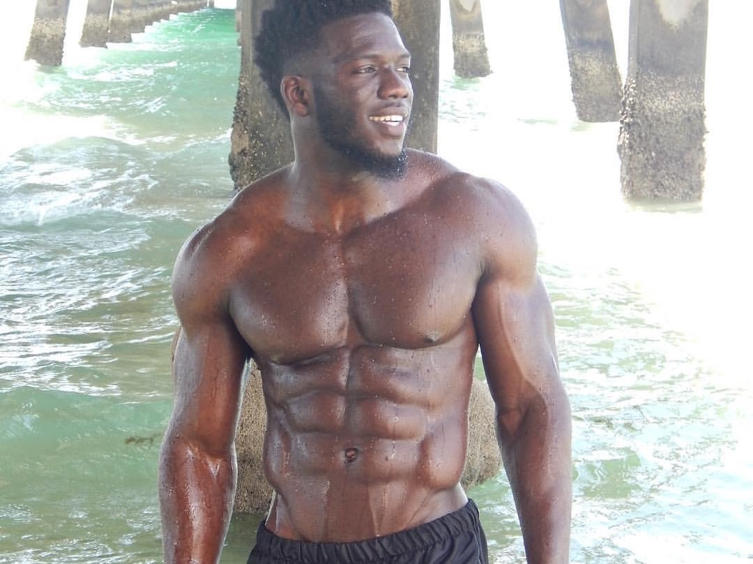 Eye Candy: Gym Enthusiast and Fitness Model GoodGuyGee