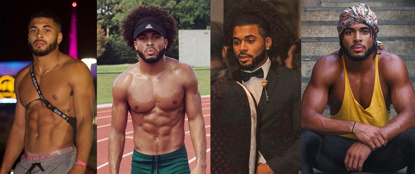 Eye Candy: Track Star Johnny Middlebrooks
