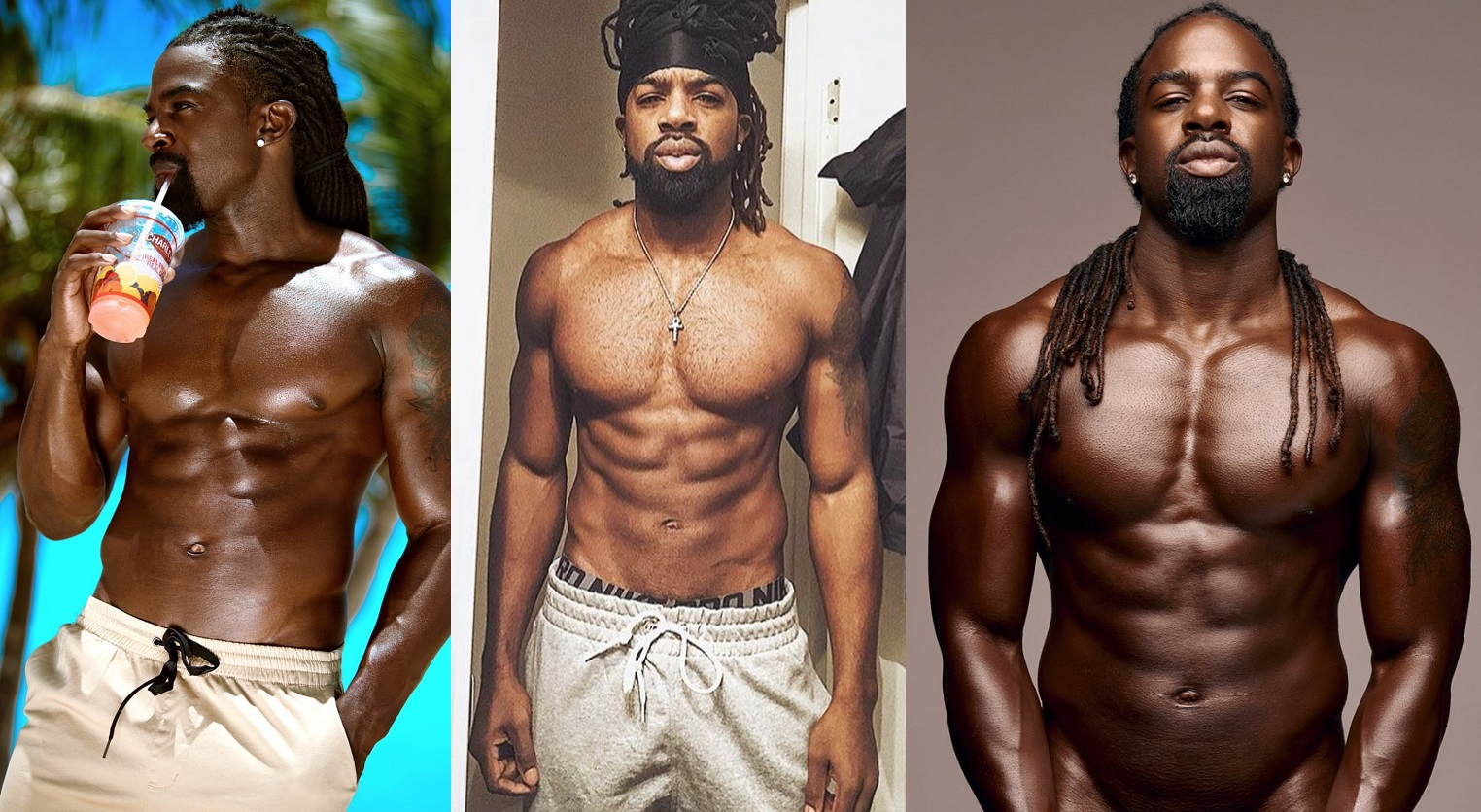 "Eye Candy: Chicago Model ""Steve Too Fit"""