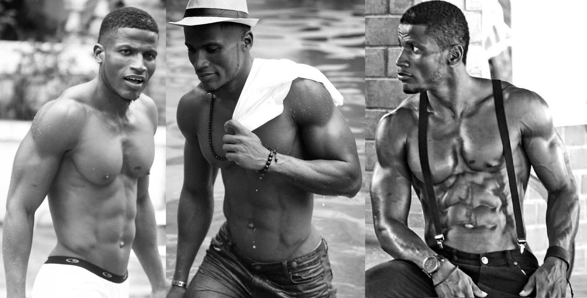 Eye Candy: Haitian Model Waseler Clerville