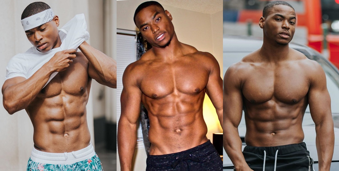 Eye Candy: Fitness & Wellness Coach Cassius Graham