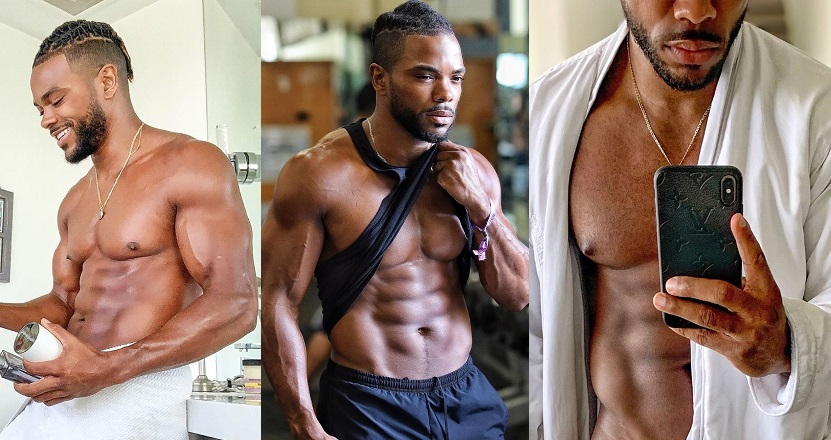 Eye Candy: Fitness Model and Trainer Style Bell