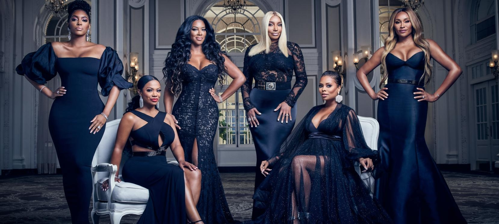 "The Real Housewives of Atlanta Cast Get Torn Apart by a ""Snake"" in the New Season 12 Trailer"