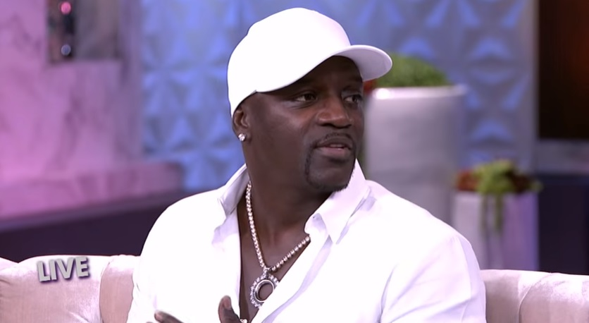Singer Akon is Considering Running for President in 2024 + Says He Hopes Kanye Runs, Too