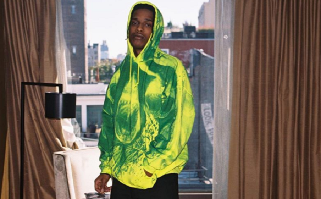 A$AP Rocky Gets Denied Request to do a Show at the Swedish Prison He was in