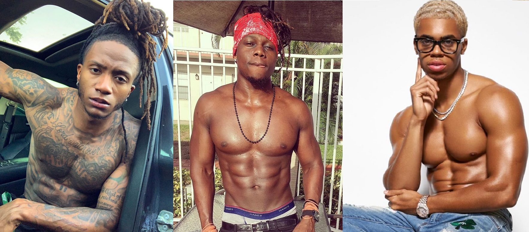 Eye Candy #Zaddy Edition: New Dads Deven Hubbard, EyeHatePhil & Junior Jeannot