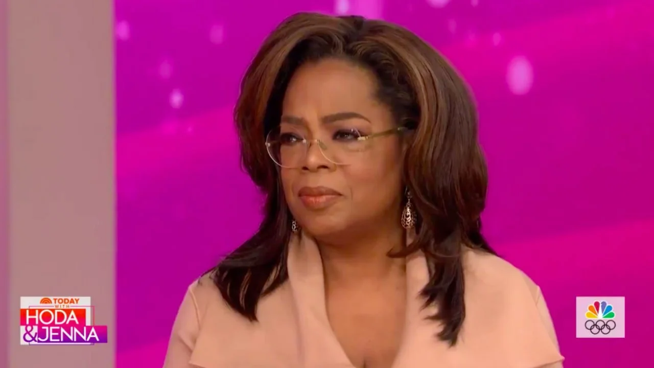 Oprah Tears Up Talking About the Backlash Gayle King is Experiencing After Lisa Leslie Interview