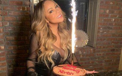 Mariah Carey & Her $1 Billion Insured Legs Just Turned 50