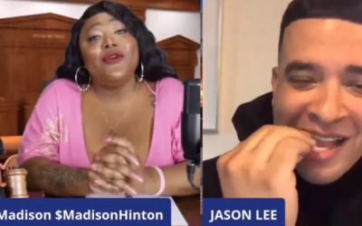 Jason Lee Tried to Make Fat Jokes About Tyra Banks and Got Quickly Checked by TS Madison