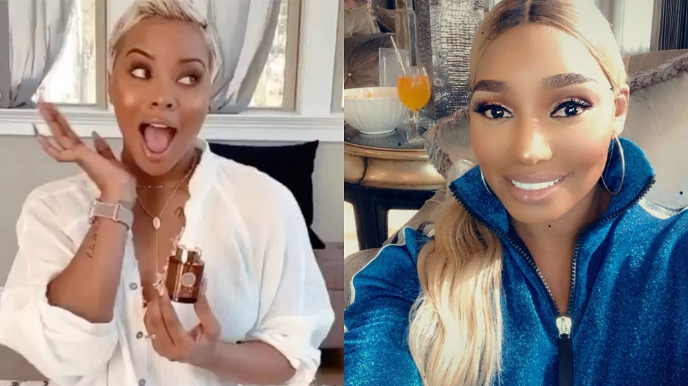 The War Between NeNe & Eva Marcille is Now on 1000 with NeNe Dropping a Diss Track