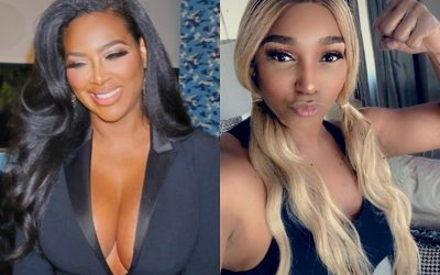 Nene Leakes Says Kenya Moore Wants Her & Nene to be the New 'Nene & Kim'