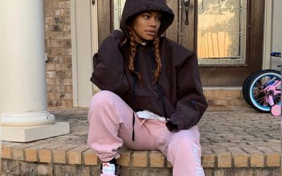 Teyana Taylor's Daughter Slips and Reveals Her Mother's Pregnancy
