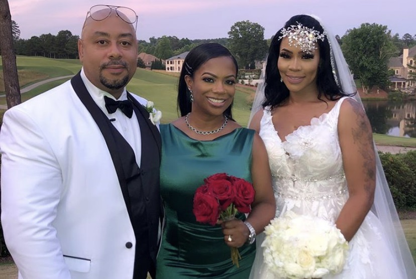 Deelishis Just Got Married to One of the Central Park 5 in a $300k ATL Wedding