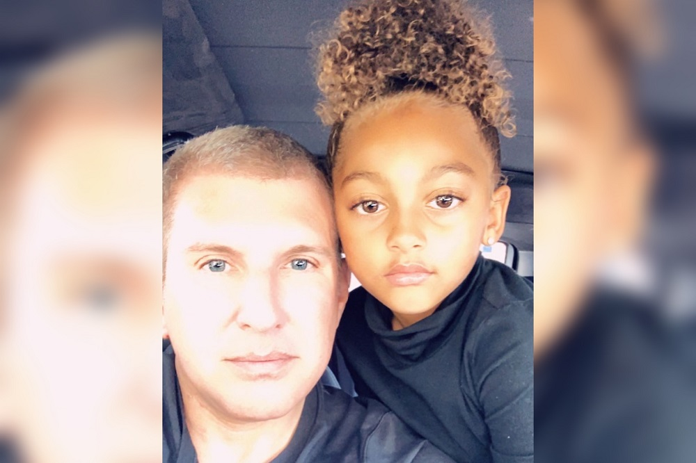 Todd Chrisley Checks a Troll Who Made a Racist Comment About His 7 Y/O Mixed GrandDaughter