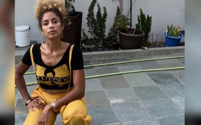 Amanda Seales Accuses Her Former 'The Real' Coworkers of Stealing Her 'Smart Funny & Black' Brand Ideas