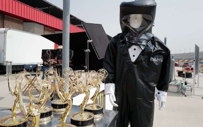 Emmy Award Presenters will be Wearing HazMat Suits to Deliver Awards at the Homes of Winners