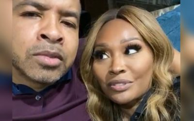 Cynthia Bailey's Wedding Wasn't Filmed by Bravo for Fear of Covid-19