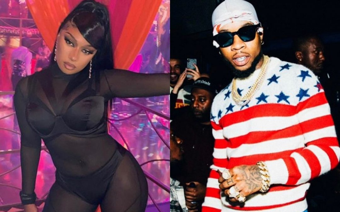 """Megan Thee Stallion Calls Tory Lanez """"Genuinely Crazy"""" During His Instagram Live Trying to Clear His Name After Shooting Her"""