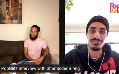 Introducing Season 3 of the PopGlitz Podcast with JaVonni Brustow and Houston Model Shaminder Biring