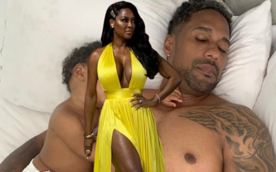 Kenya Moore and Hubby Marc Daly Have Separated Again
