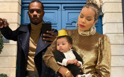 LeToya Luckett's Divorce will be Playing Out on the Next Season of 'T.I. & Tiny's Family Hustle'