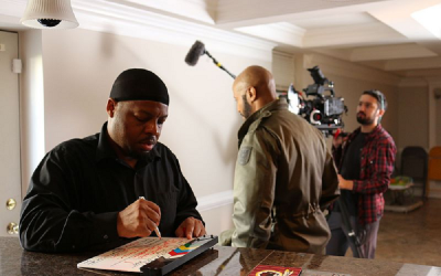 Interview: Emmy Nominated Producer & the Creator of Anacostia: The Series, Anthony Anderson