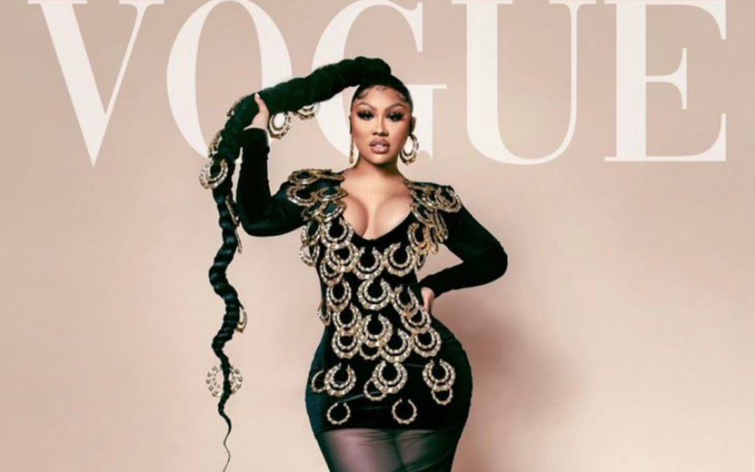 Ari Fletcher Gets Dragged for Falsely Claiming She's On the Cover of British Vogue