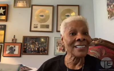 Dionne Warwick Said She Has to Give Some Thought to Whether Mariah Carey and Toni Braxton are Icons
