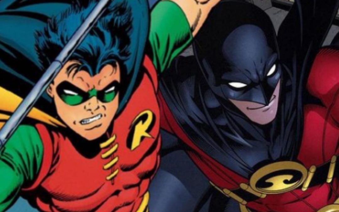 Batman's Partner Robin Comes Out as Bisexual in Upcoming Comic