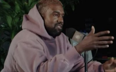 Kanye Finally Releases 'DONDA' After Setting Himself On Fire + Re-enacting His Wedding with Kim Kardashian