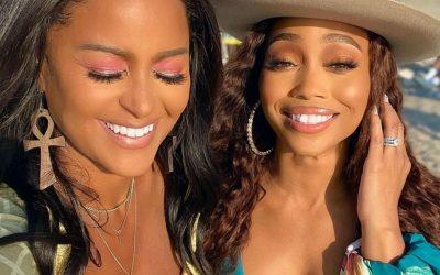 Claudia Jordan and Shamari DeVoe Reportedly Joining VH1's 'Couples Retreat'