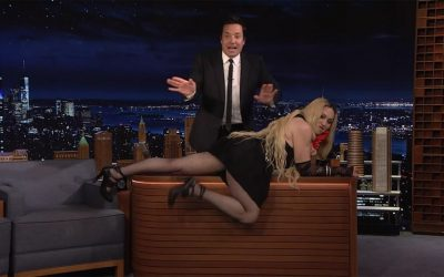 Madonna Flashes Jimmy Fallon's Audience and Talks About Her Biggest Career Regret